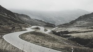 Mountains and Roads